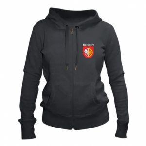 Damska bluza na zamek Racibórz, herb - PrintSalon
