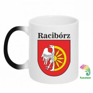 Magic mugs Raciborz, emblem