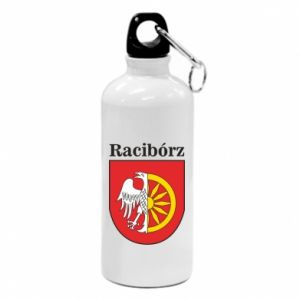 Water bottle Raciborz, emblem