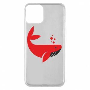 Etui na iPhone 11 Rad whale
