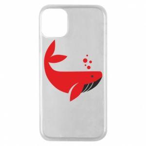 Etui na iPhone 11 Pro Rad whale