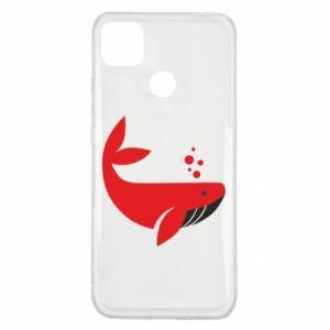 Etui na Xiaomi Redmi 9c Rad whale