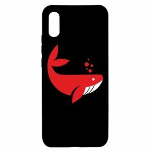 Etui na Xiaomi Redmi 9a Rad whale