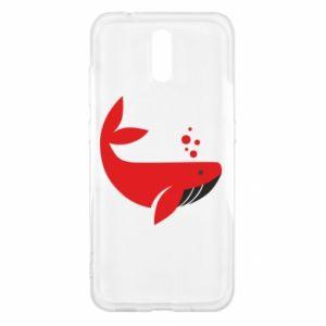 Etui na Nokia 2.3 Rad whale