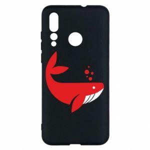 Etui na Huawei Nova 4 Rad whale