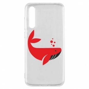 Etui na Huawei P20 Pro Rad whale