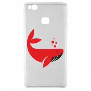 Etui na Huawei P9 Lite Rad whale