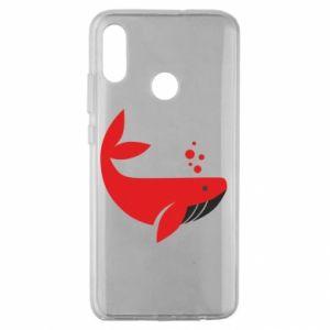 Etui na Huawei Honor 10 Lite Rad whale