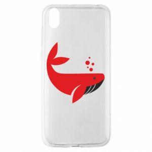Etui na Huawei Y5 2019 Rad whale