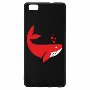 Etui na Huawei P 8 Lite Rad whale