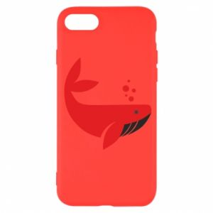 Etui na iPhone SE 2020 Rad whale