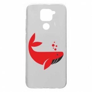 Etui na Xiaomi Redmi Note 9/Redmi 10X Rad whale