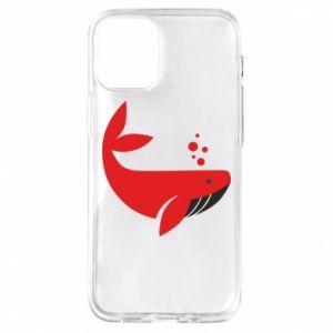 Etui na iPhone 12 Mini Rad whale
