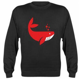Bluza Rad whale