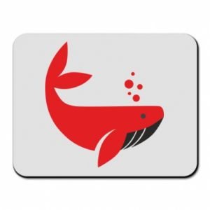 Podkładka pod mysz Rad whale