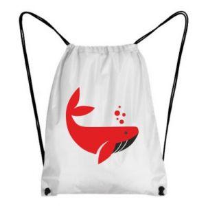 Plecak-worek Rad whale