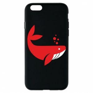 Etui na iPhone 6/6S Rad whale