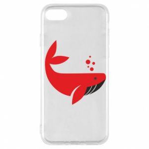 Etui na iPhone 7 Rad whale