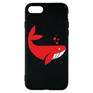 Etui na iPhone 8 Rad whale