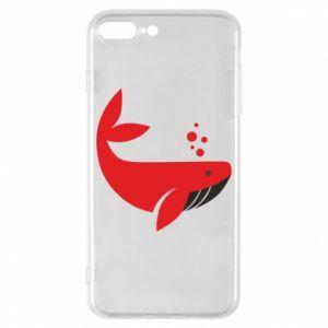 Etui na iPhone 8 Plus Rad whale