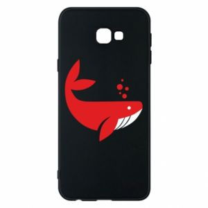 Etui na Samsung J4 Plus 2018 Rad whale