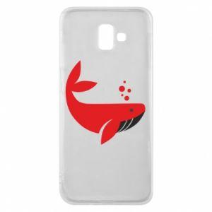 Etui na Samsung J6 Plus 2018 Rad whale