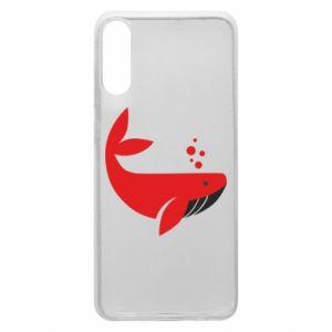 Etui na Samsung A70 Rad whale