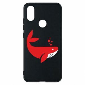 Etui na Xiaomi Mi A2 Rad whale