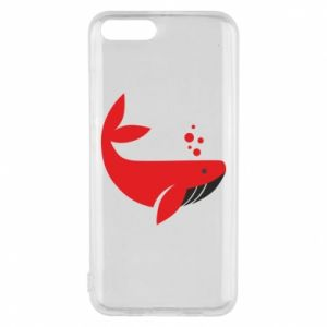 Etui na Xiaomi Mi6 Rad whale
