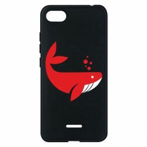 Etui na Xiaomi Redmi 6A Rad whale