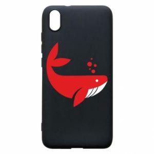 Etui na Xiaomi Redmi 7A Rad whale