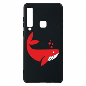 Etui na Samsung A9 2018 Rad whale
