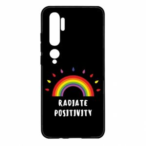 Xiaomi Mi Note 10 Case Radiate positivity