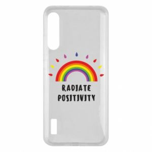 Xiaomi Mi A3 Case Radiate positivity