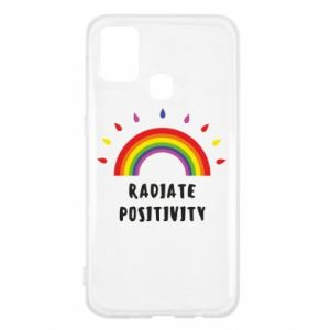 Samsung M31 Case Radiate positivity