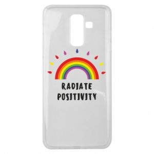 Samsung J8 2018 Case Radiate positivity