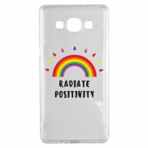 Samsung A5 2015 Case Radiate positivity