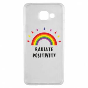 Samsung A3 2016 Case Radiate positivity
