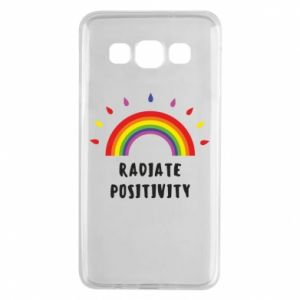 Samsung A3 2015 Case Radiate positivity