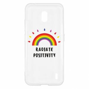 Nokia 2.2 Case Radiate positivity