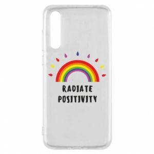 Huawei P20 Pro Case Radiate positivity