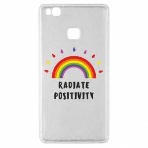 Huawei P9 Lite Case Radiate positivity