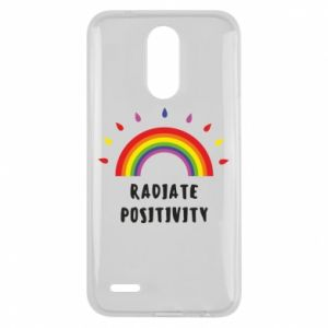 Lg K10 2017 Case Radiate positivity
