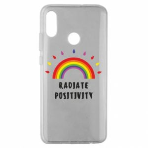 Huawei Honor 10 Lite Case Radiate positivity
