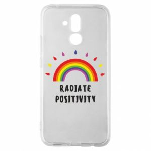 Huawei Mate 20Lite Case Radiate positivity