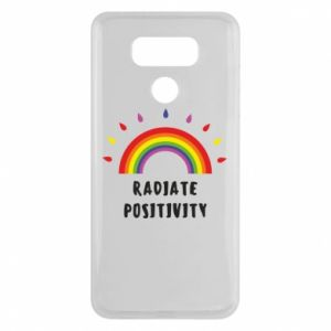 LG G6 Case Radiate positivity