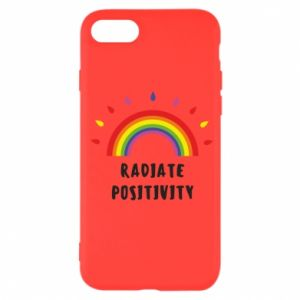 iPhone SE 2020 Case Radiate positivity