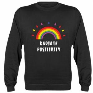 Bluza (raglan) Radiate positivity