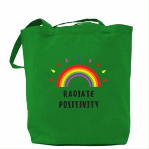 Bag Radiate positivity