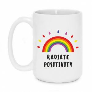 Kubek 450ml Radiate positivity